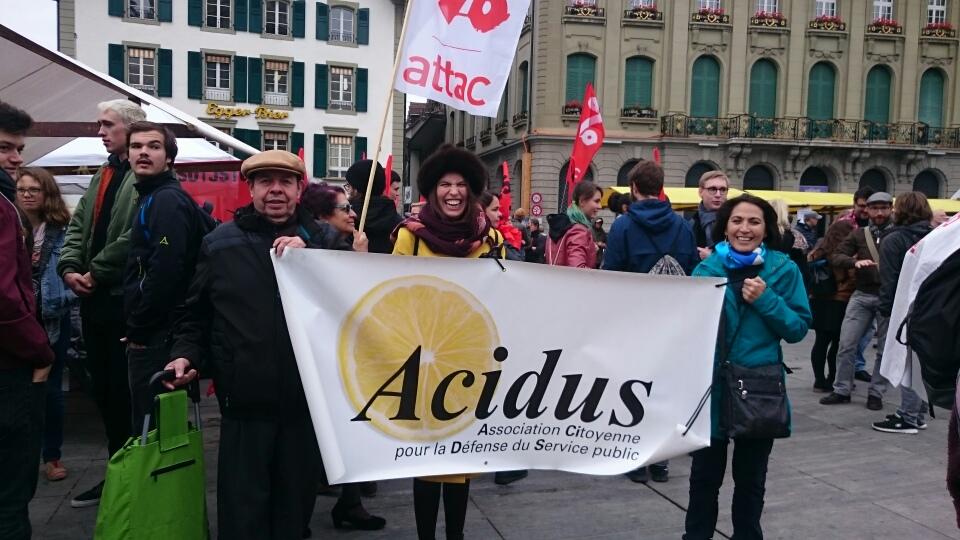 Acidus à Berne