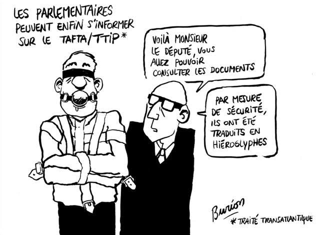 Tafta TTIP